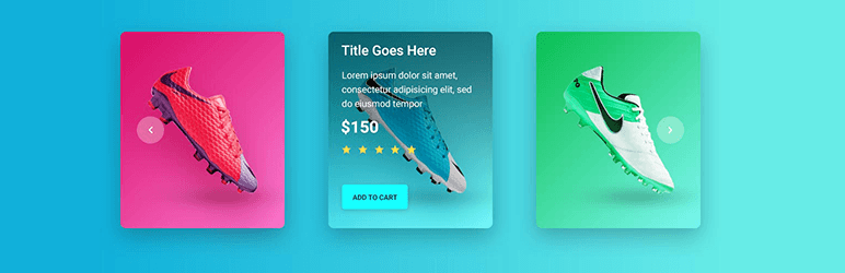 Produktslider Plugin für Woocommerce