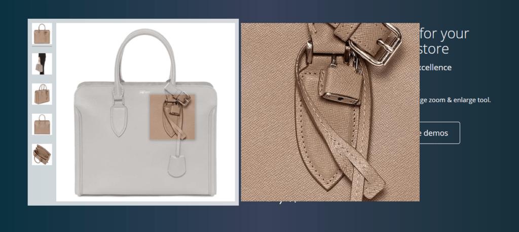 Woocommerce Produktbild Handtasche