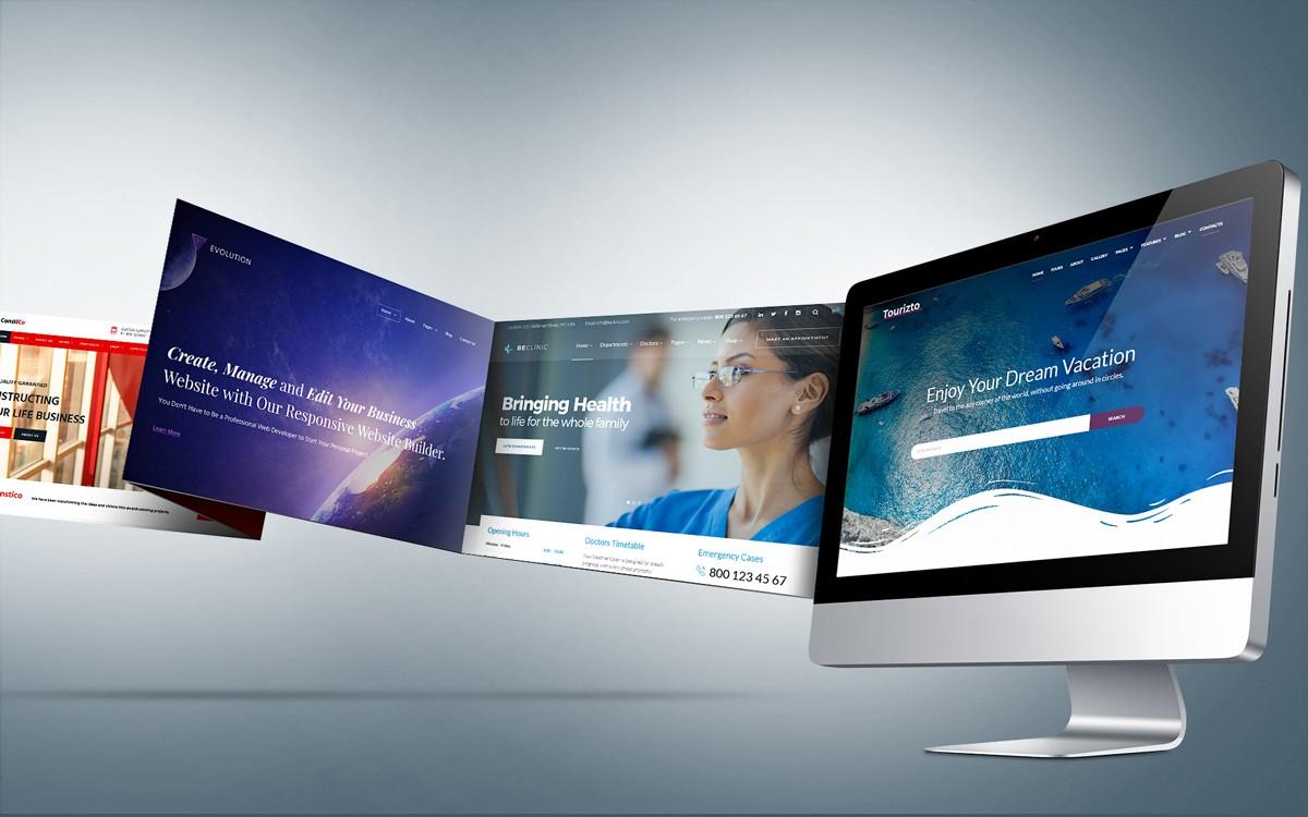 Auswahl Wordpress Premium Themes