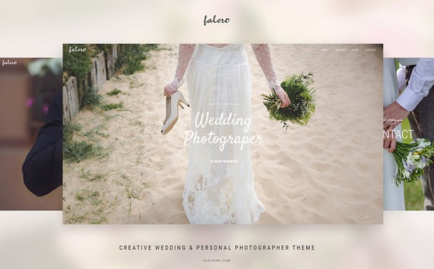 Wordpress Theme Fotogalerie