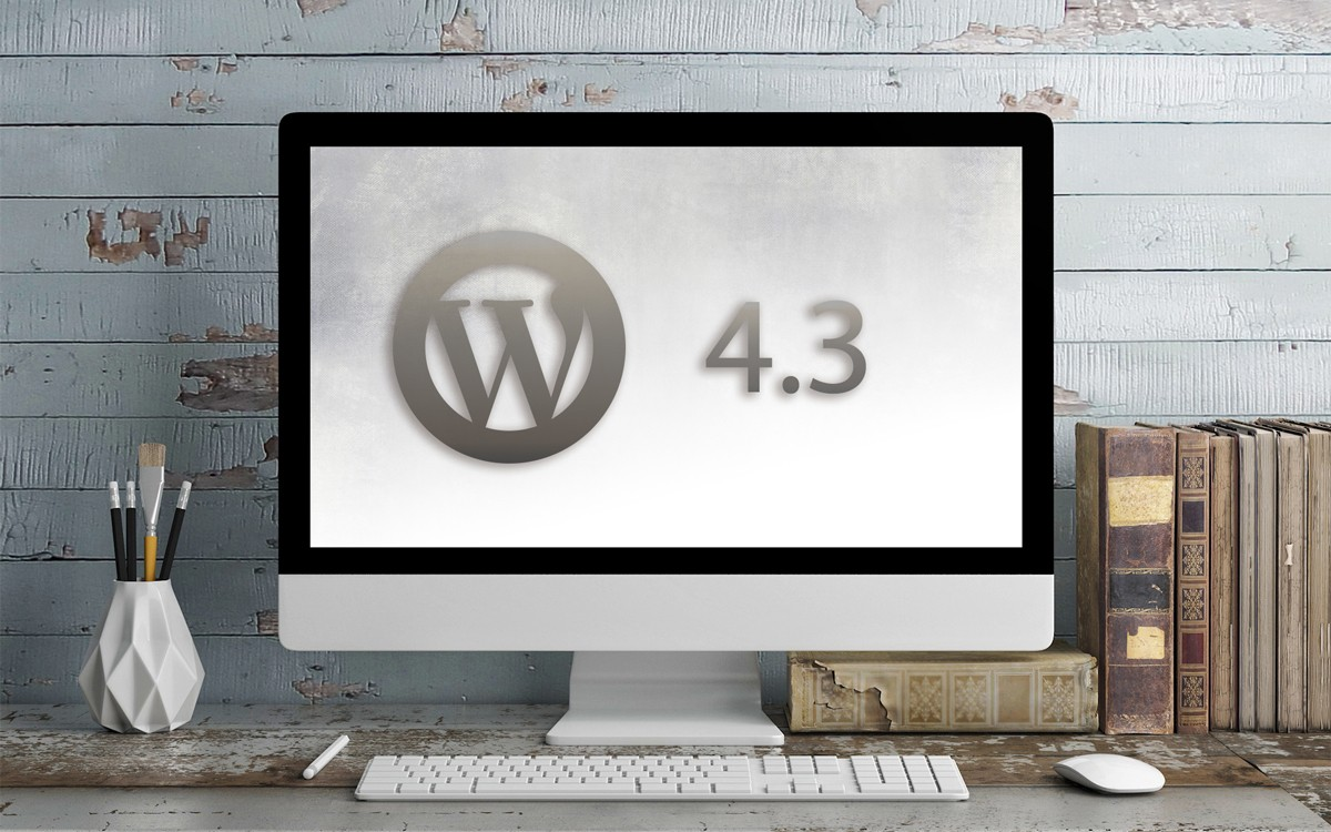 Wordpress 4.3 Update