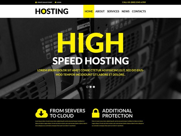 Wordpress Theme Hosting