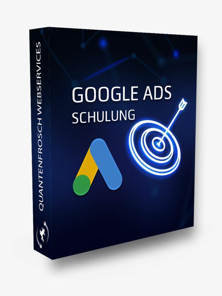 Google Ads Schulung
