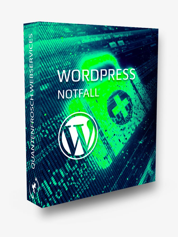 Wordpress Notfall Support