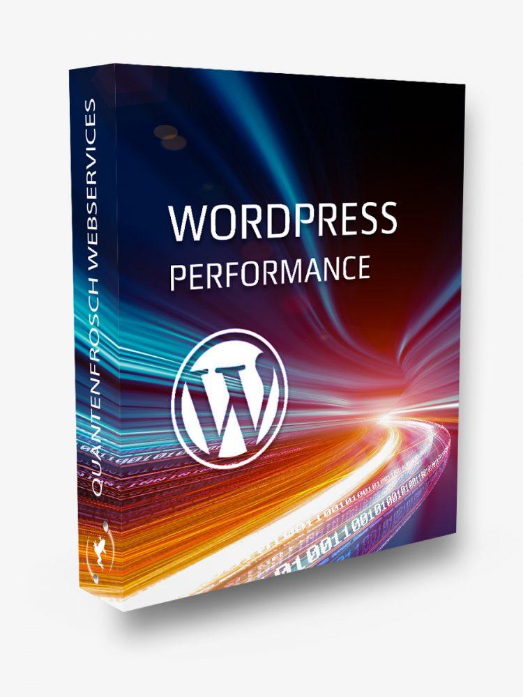 Wordpress Ladezeiten verbessern