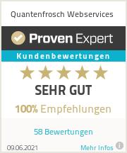 Proven Expert Ratings Widget