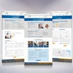 Webdesign Beispielprojekt Trainerbörse