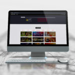 Webdesign Beispielprojekt Trifal Streaming Radio